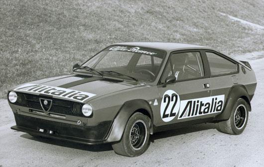 Alfa Romeo Da Toni