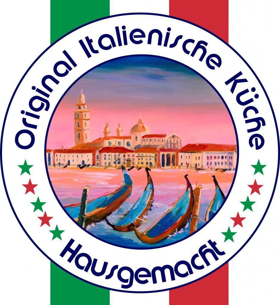 Italienische Gastronomie Logo